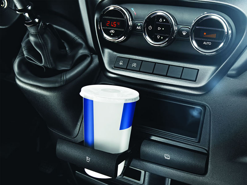 New Daily Van - Cupholder